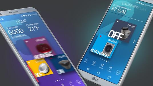 LG Home Smart